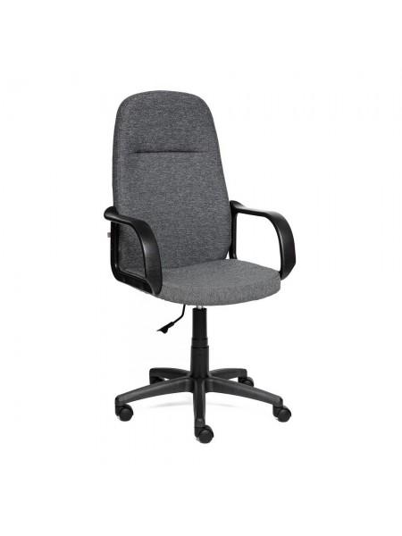 Кресло LEADER ткань, серый, 207