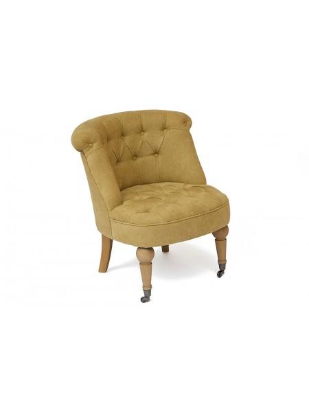 Кресло Secret De Maison Bunny (mod. CC1202) велюр, 75х63х70см, горчичный/ Miss-34