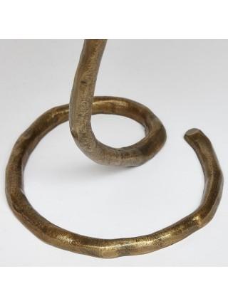 Столик журнальный Secret De Maison ( mod. 3562) сплав алюминия, 53х29см, античная медь