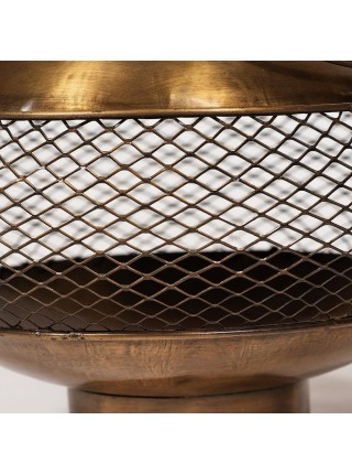 Фонарь для свечей Secret De Maison MONTO ( mod. M-17021 ) металл, 29х29х26см, античная медь