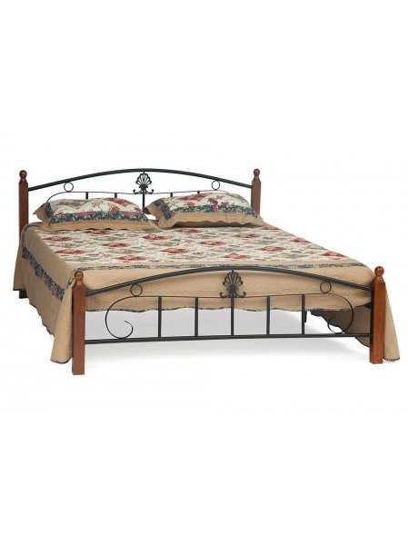 Кровать РУМБА (AT-203)/ RUMBA 140х200 см (double bed)