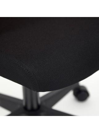 Кресло GALANT ткань, оранжевый/черный