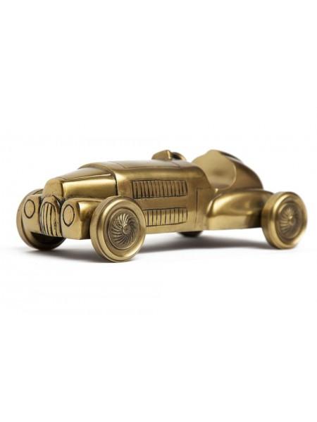 Декоративная модель Secret De Maison ALFA-ROMEO ( mod. 66 ) металл, 9х14х25см, античная медь