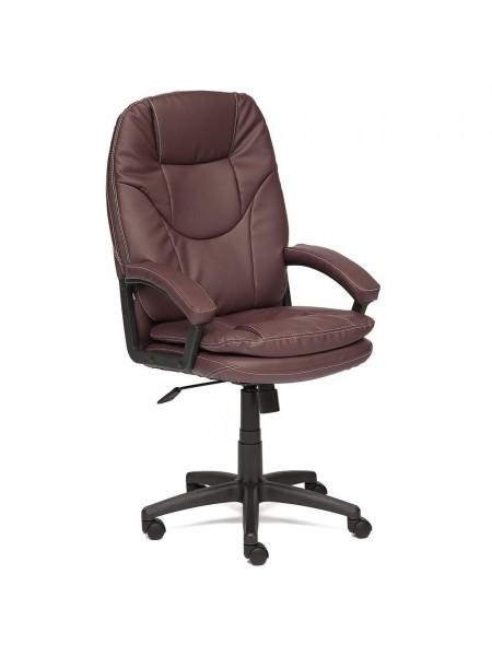 Кресло COMFORT LT кож/зам, коричневый, 36-36
