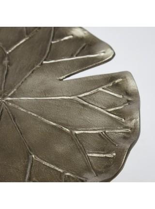 Столик журнальный Secret De Maison ( mod. 3562) сплав алюминия, 53х29см, античное серебро