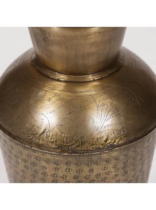 Ваза Secret De Maison DIO ( mod. М-17145А) металл, 34х34х79см, античная медь