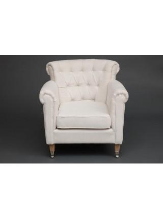Кресло Secret De Maison Barlow (mod. CC1201) велюр, 82х83х79см, слоновая кость /Miss-01