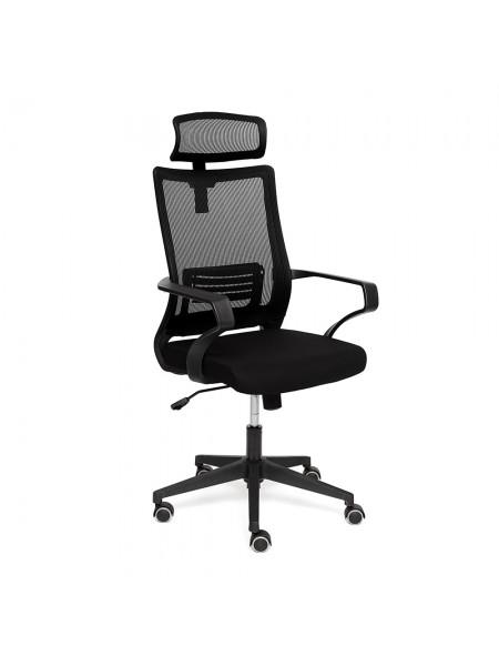 Кресло MESH-4HR ткань, черный