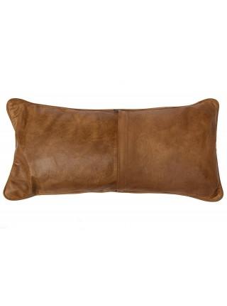Подушка Secret De Maison NEW YORK ( mod. M-502 ) кожа буйвола, 45*23см, Античный светлый