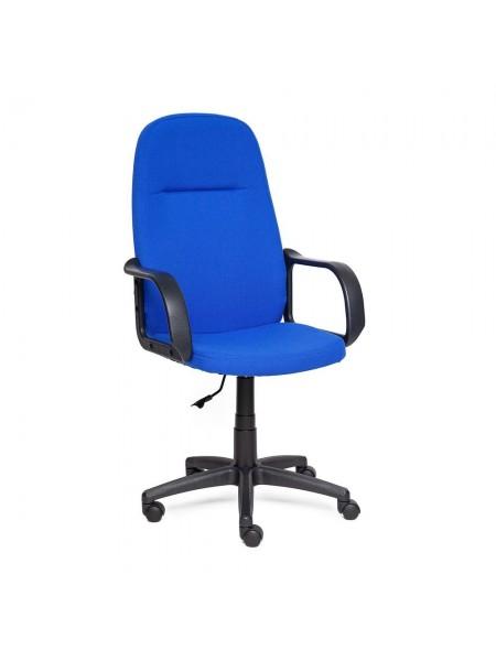 Кресло LEADER ткань, cиний, 2601