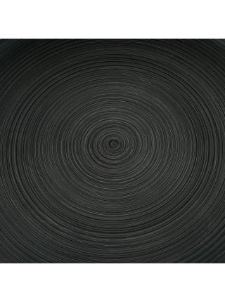 Столик NY-10141 металл, D45х47,5см, античный черный