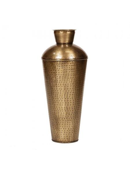 Ваза Secret De Maison DIO ( mod. М-17145В) металл, 27х27х67см, античная медь