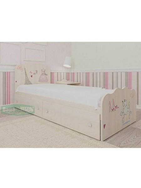 Кровать Париж КР-18