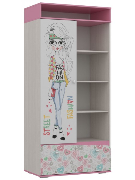 Шкаф универсальный Алиса-2