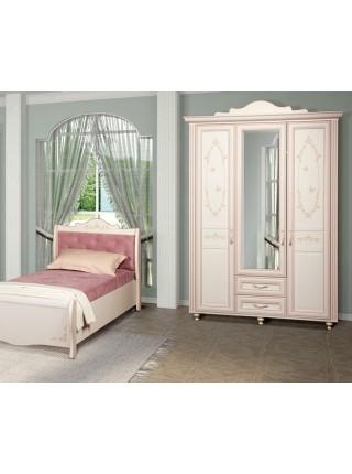 Шкаф 3-дверный Алиса 563