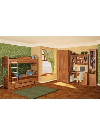 Шкаф 2-дверный Леон 531