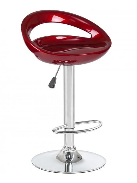 Барный стул 1010 Disco бордо