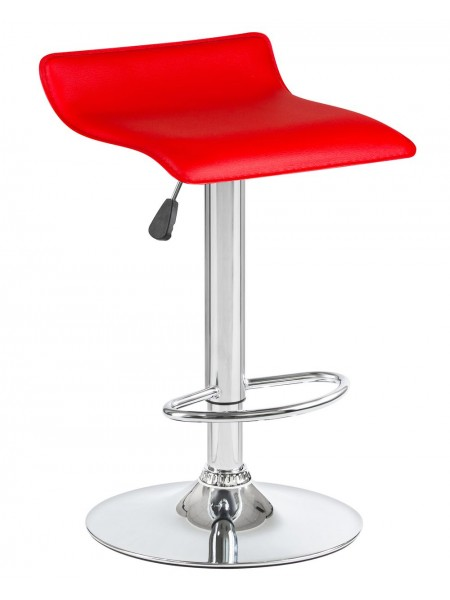 Барный стул 3013 красный