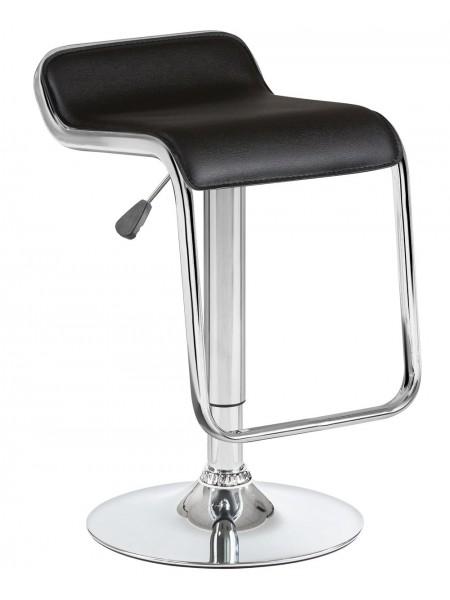 Барный стул 3021 Crack черный