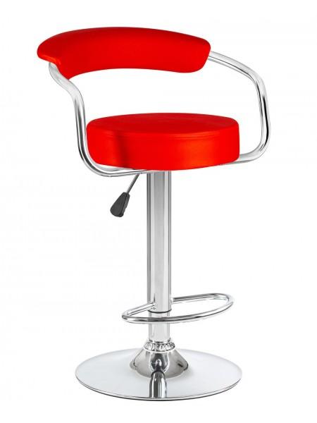 Барный стул 5013 красный