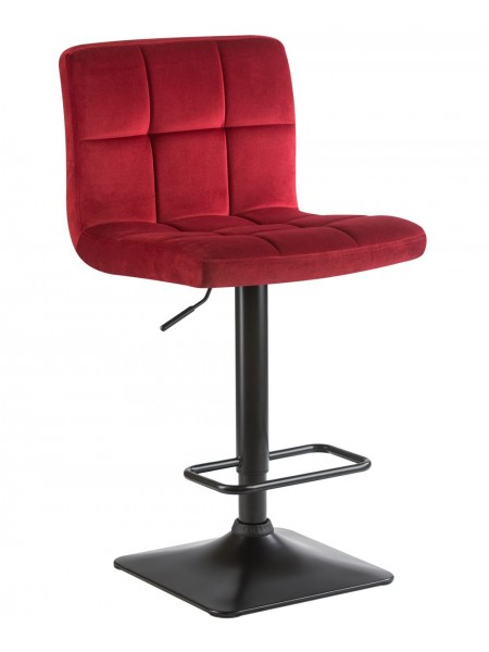 Барный стул LM 5018 бордовый
