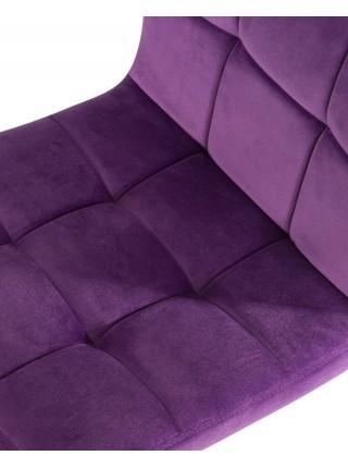 Барный стул LM 5018 фиолетовый