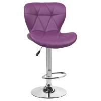 Барный стул 5022 фиолетовый