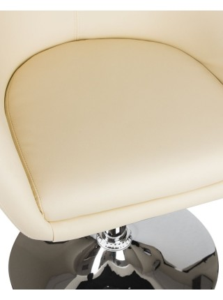 Барное кресло 8600 кремовое