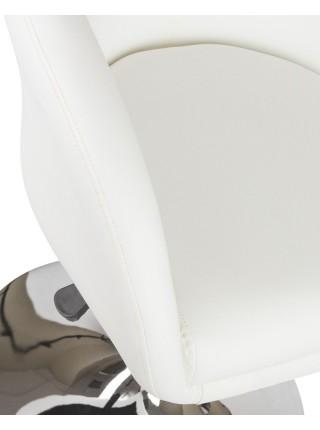 Барное кресло 8600 белое