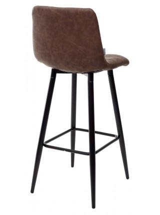 Барный стул SPICE RU-05 коричневый винтаж, PU М-City