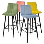 Барные стулья Цвет основания Черный