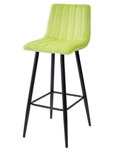 Барный стул DERRY G108-26 стебелек перца, велюр М-City
