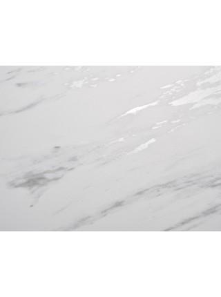 Стол SEVERIN 150 MARBLES KL-99 Белый мрамор, итальянская керамика М-City