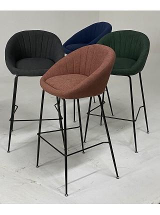 Барный стул AMEKA 9105-17 изумруд М-City
