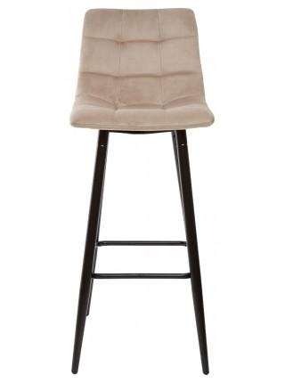 Барный стул LECCO UF910-01 LATTE, велюр М-City