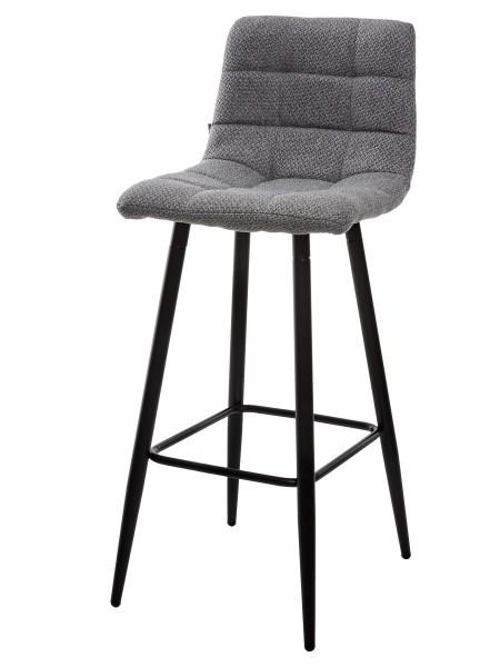 Барный стул SPICE TRF-08 теплый серый, ткань М-City