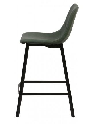 Барный стул HAMILTON RU-01 малахит, PU М-City