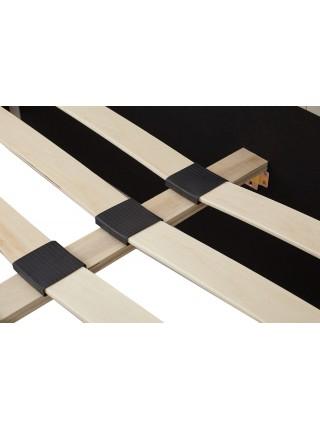 Кровать SWEET TOMAS 160*200 ткань Grey 2