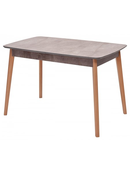 Стол 29 GRAY MARBLE серый мрамор М-City