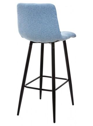 Барный стул SPICE TRF-10 небесно-голубой, ткань М-City