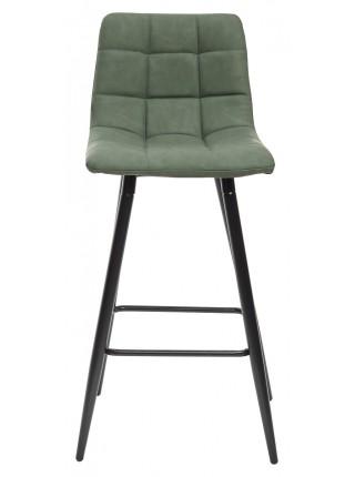 Барный стул SPICE RU-01 малахит, PU М-City