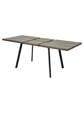 Стол BRICK-2 120 Серый дуб #31054K М-City