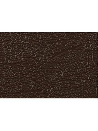 Табурет на хромированных ногах (Кожа шоколад 8513)