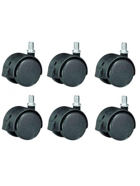 Комплект колес для ширмы 5 створок