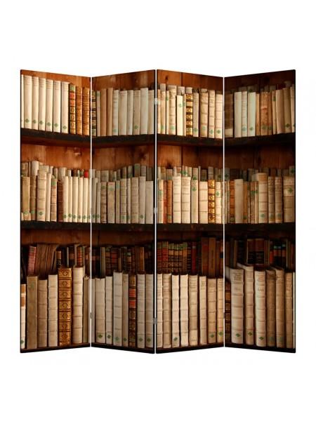 "Ширма 1705-4 ""Библиотека"" (4 панели)"