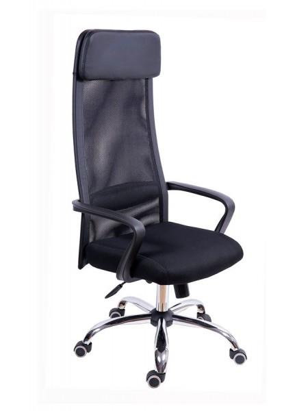 Компьютерное кресло МГ-17 сетка (черная)