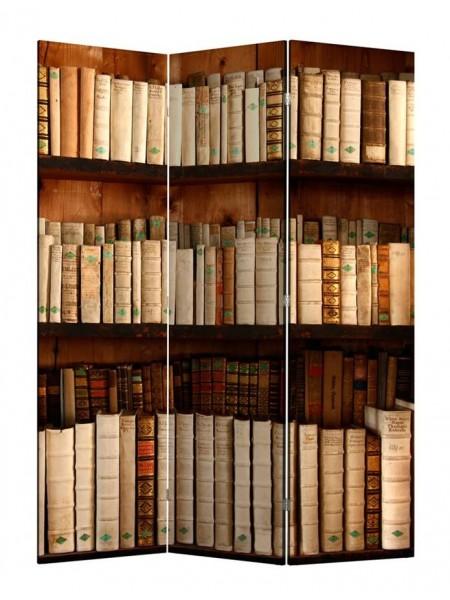 "Ширма 1705-3 ""Библиотека"" (3 панели)"