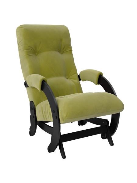 Кресло- гляйдер Модель 68 (Apple grееn/Венге)