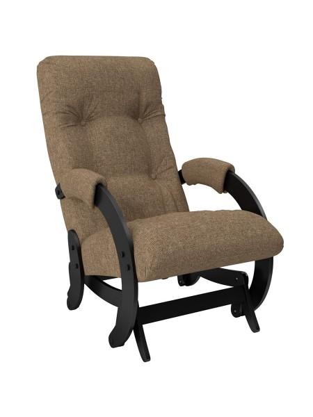 Кресло- гляйдер Модель 68 (венге/ Мальта -17) Ткань