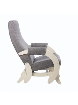 Кресло- гляйдер Модель 68-М (Дуб шампань/Verona Light Grey )